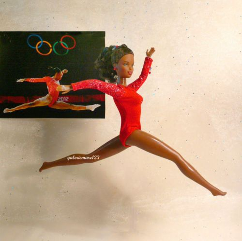 gabby douglas paper Before she secured two gold medals at this year's london olympics, gabby douglas was just like any other aspiring athlete — full of doubts and.