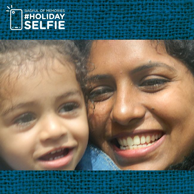 It's rightly said, 'the tans will fade but the memories will last forever.' With that thought, Sterling Holidays presents you the winners of the #holidayselfie contest. Today as a winner, we have - Megha.We hope you enjoyed holidaying with us and taking these memorable selfies; with that note Sterling Holidays wishes you the greetings of this happiest summertime. To view all the winners of the #holidayselfie contest, visit http://www.bagfulofmemories.com/winners #bagfulofmemories