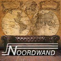 Noordwand - Steampunk. Behang verkrijgbaar bij Deco Home Bos in Boxmeer. www.decohomebos.nl