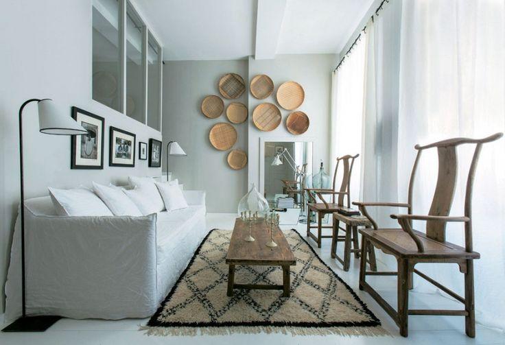 Маленькая французская квартира / Дизайн интерьера / TheDecoPost