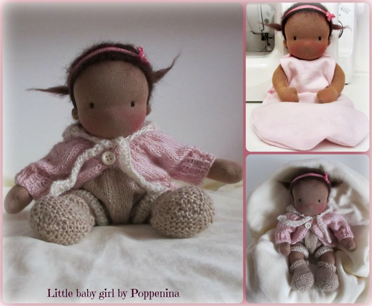 2432 best images about fabric dolls on pinterest girl - Material waldorf ...