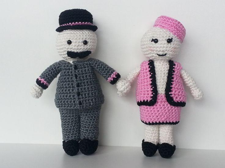 Little Miss Chanel en Little Mr Jack