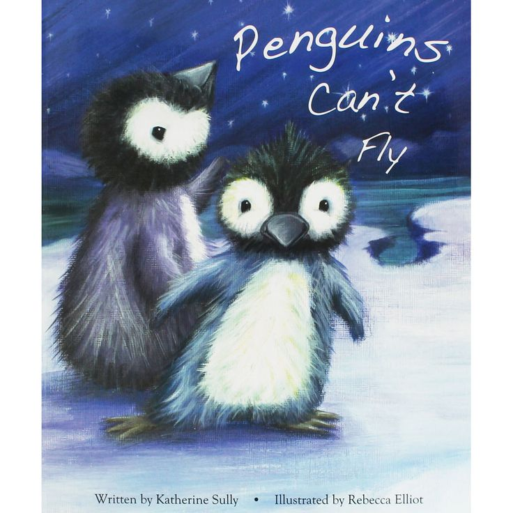 Penguins Cant Fly