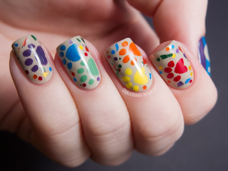 The 25 best paw print nails ideas on pinterest animal nail paw print nails prinsesfo Image collections