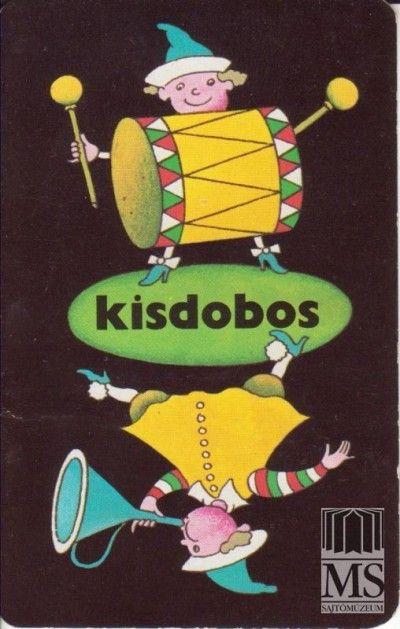 Kisdobos - 1980