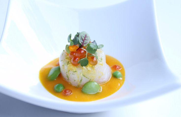 100% Oceanwise scallop dish from The RawBar