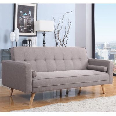 Home & Haus Ethan 3 Seater Sofa Bed