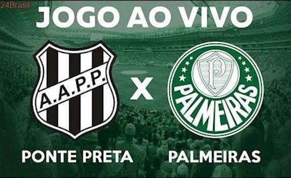ASSISTIR PONTE PRETA X PALMEIRAS AO VIVO - 16/04/2017