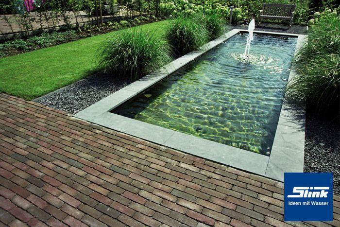 GFK-Wasserbecken Fertigteich rechteckig 140 x 100 x 80 cm, 850 Liter