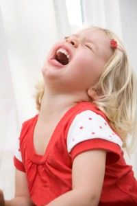 The Five Year Old Tantrum