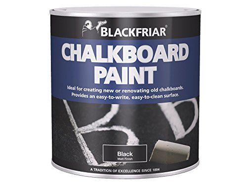 Blackfriar BKFBBP125 125 ml Chalkboard Paint Blackfriar https://www.amazon.co.uk/dp/B0041WFJ36/ref=cm_sw_r_pi_dp_ubJfxb0VC6PDK