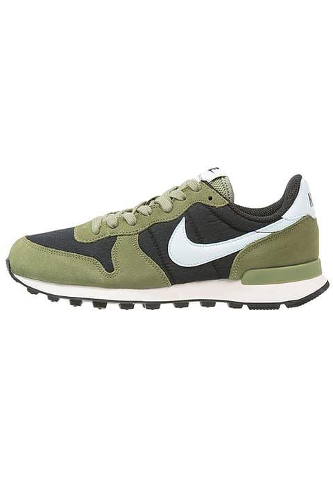 Schoenen Nike Sportswear INTERNATIONALIST - Sneakers laag - black/glacier blue/palm green/sail Olijf: € 89,95 Bij Zalando (op 2-5-17). Gratis bezorging & retournering, snelle levering en veilig betalen!