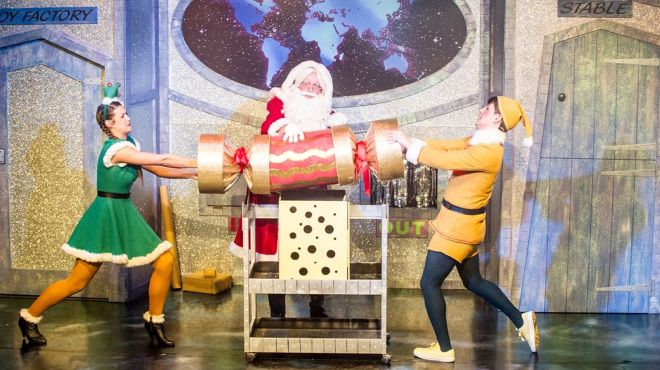 Christmas theatre shows for toddlers - Theatre - Time Out London