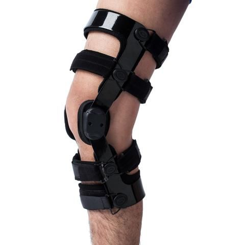 What's the ACL injuries's causes & How to treat? Orthomen  ACL knee brace for knee injury