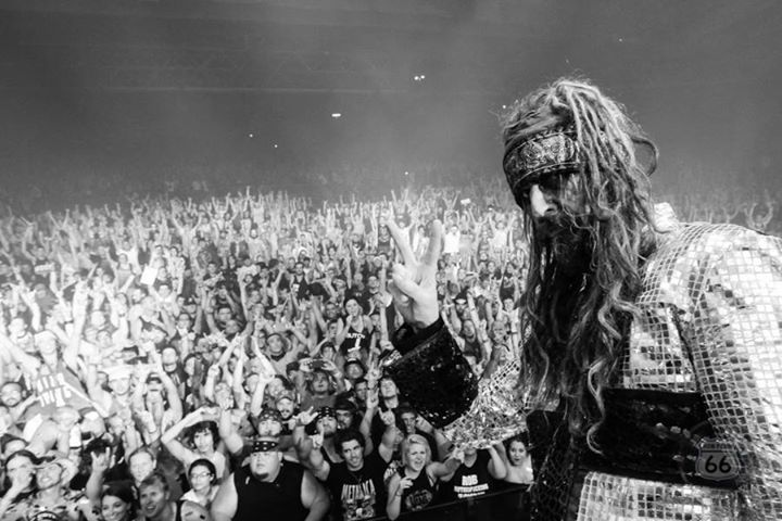 Rob Zombie has a New Year's gift for his fans. Description from metalinjection.net. I searched for this on bing.com/images
