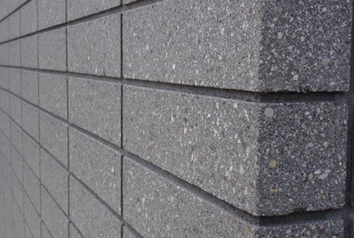 Grey Groute Bb Concrete Blocks Pinterest Gray