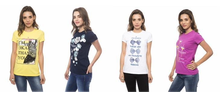 Stay original this summer with stylish Trussardi T- shirts! https://storebrandsvip.com/b2b/products/?category=1&gender=1&brand=25&page=3&_=1501587897657