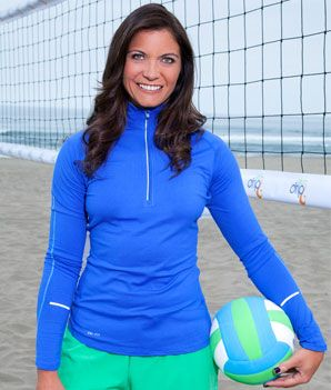 Volleyball champ Misty May-Treanor on health, fitness, and more!