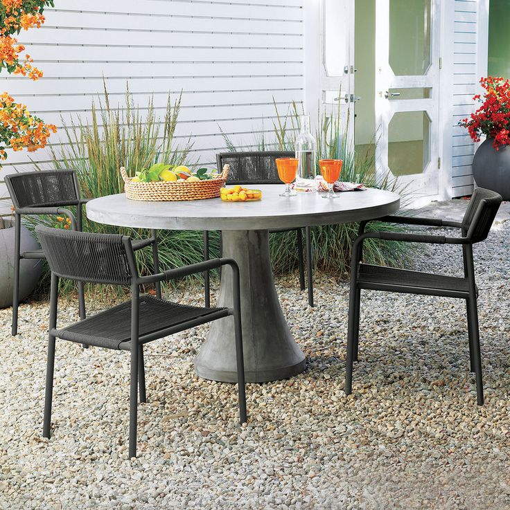 The Perfect Complement To The Streamlined Shapes Of Our Moroccou0027s Dining  And Lounge Chairs, This