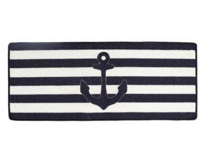 Pack de 2 alfombras náuticas