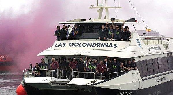 Las Golondrinas Barcelona – Båtturer i Barcelona