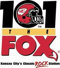 My classic rock station in KC and home of the CHIEFS!!!!