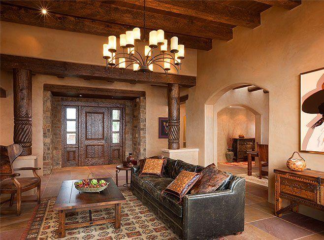 Traditional Santa Fe Tierra Concepts Luxury Builders Santa Fe