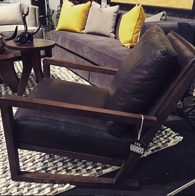 Toronto Showroom 2015 - Capri Chair