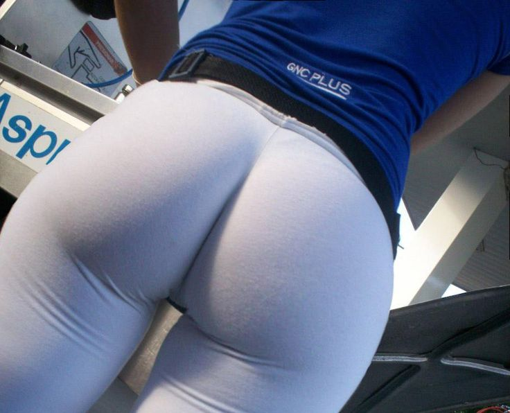 Tight And White  Big Naked Butts  Pinterest  Yoga Pants -5319