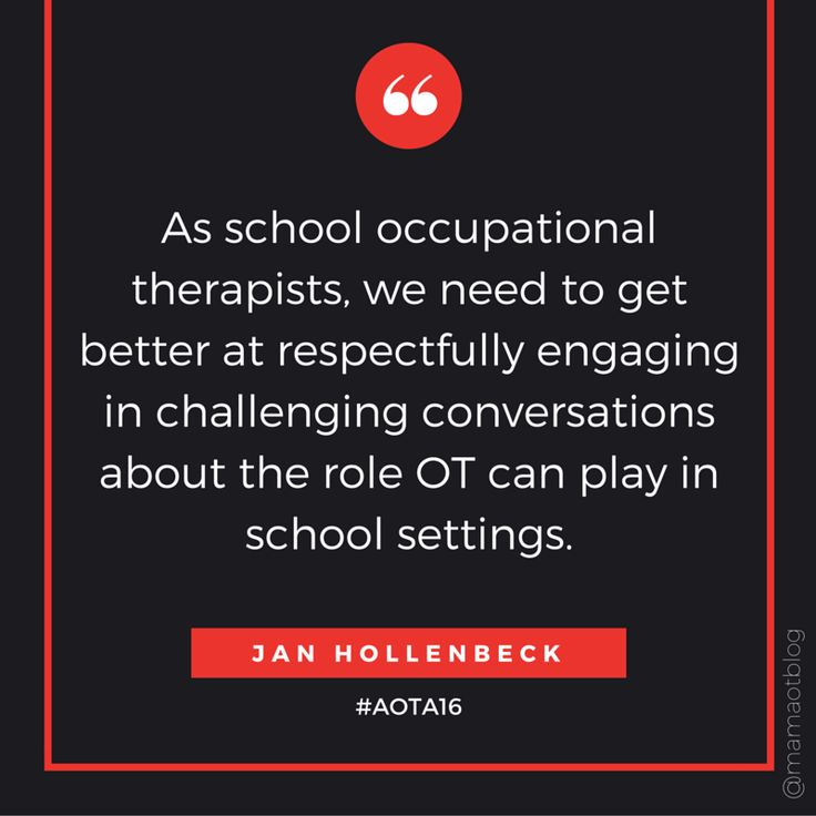 Occupational Therapy Quotes Custom 15 Best Ot Quotes And Memes Images On Pinterest  Pediatric Ot
