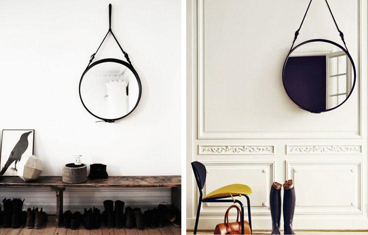 25 beste idee n over ronde spiegels op pinterest kleine for Ronde spiegel op maat