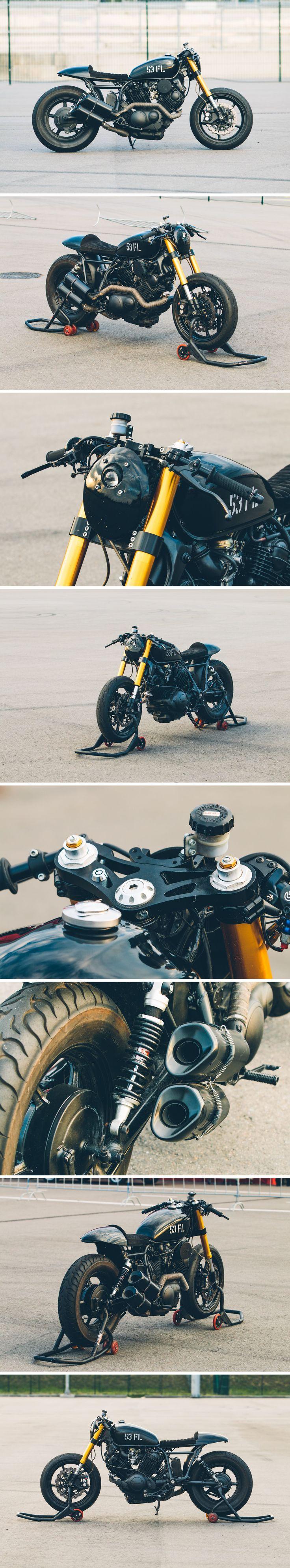 Yamaha Virago XV – 53 Fast Living