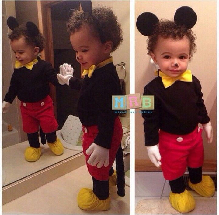 luv toddler costumesbaby costumesmickey mouse - Infant Mickey Mouse Halloween Costume