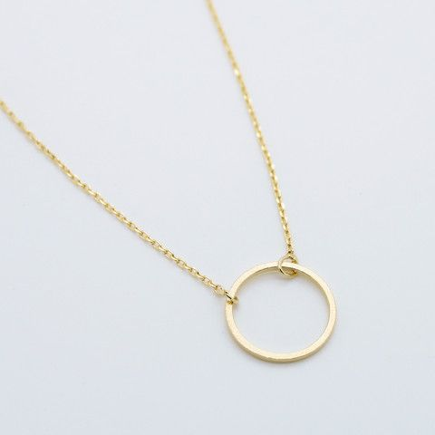 Circle necklace – Imsmistyle.