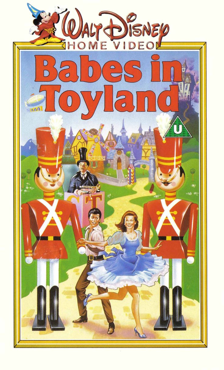 Quot Babes In Toyland Quot 1961 Christmas Movies The