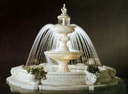 Haus/Garten: Parkbrunnenanlage U0027Messinau0027 [Germany: Kaufen Neu: EUR 30.000