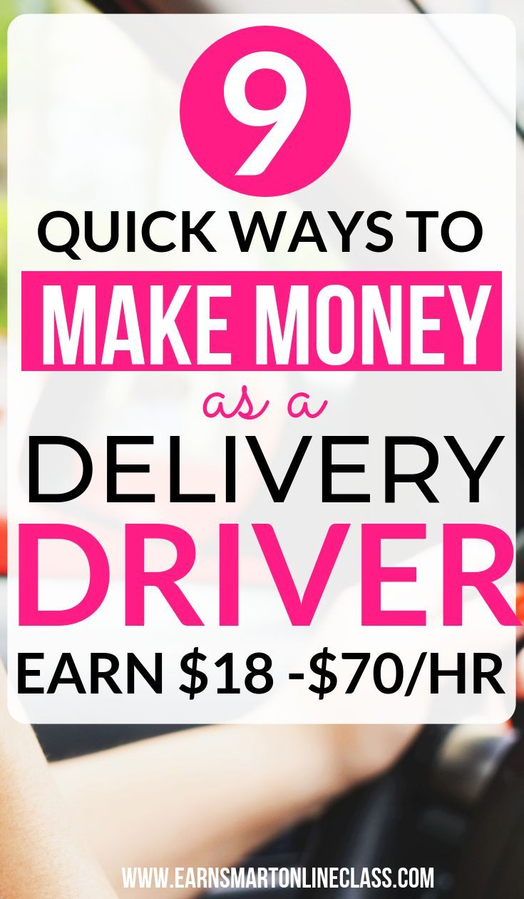 10 Best Delivery Driver Jobs Hiring Near Me 2020 Guide Driver