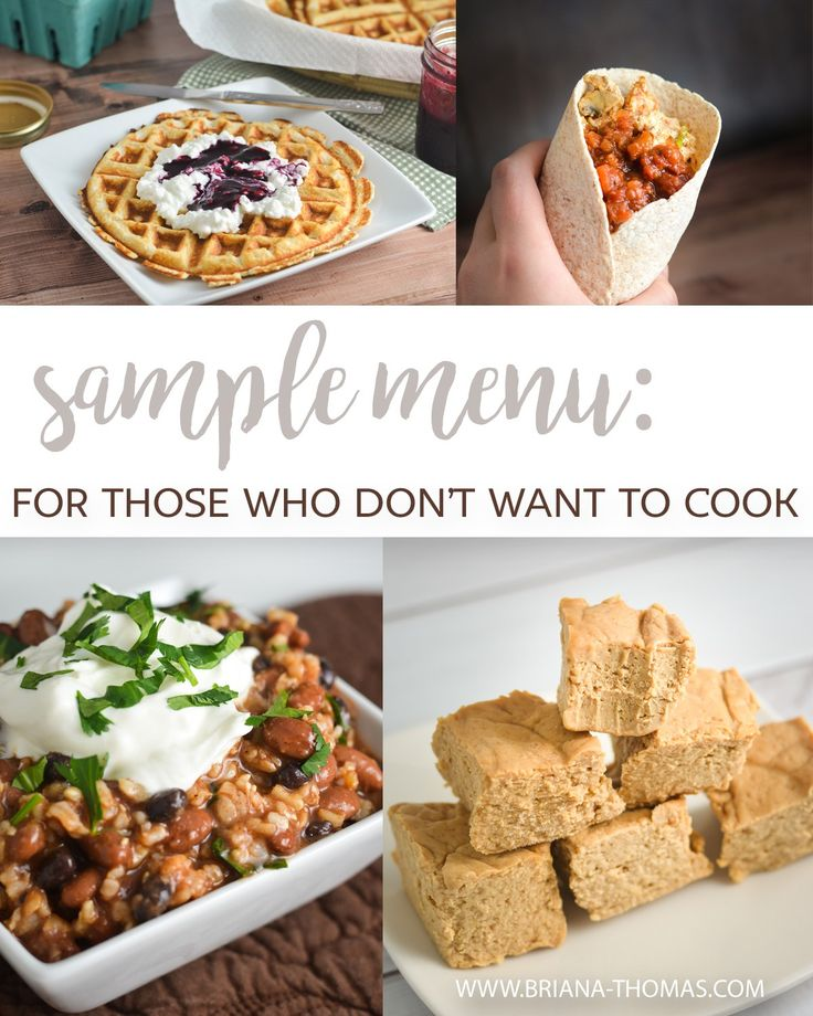 Best  Sample Menu Ideas On   Sample Recipe Diet Menu