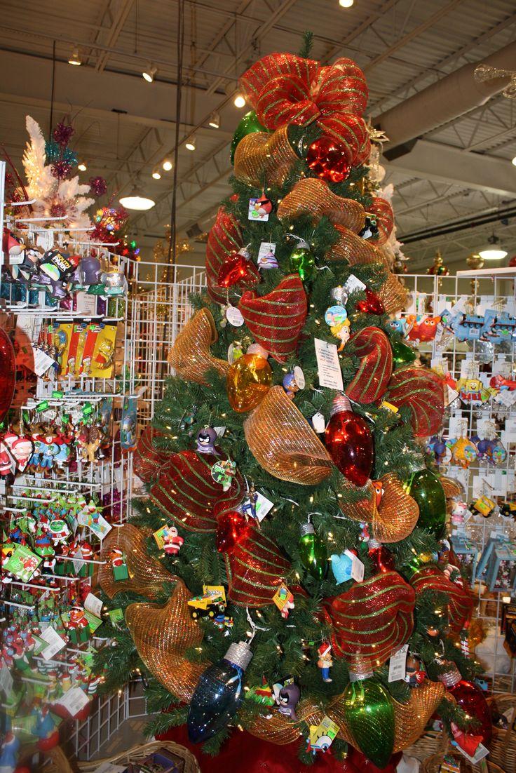 33 best decoraciones de arboles navide os christmas tree - Decoracion arboles navidenos ...