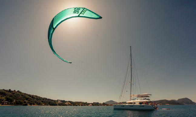 Charter Sailing Catamaran - OCEAN VIEW - Sunreef Charter