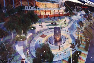 Berita Harian Terupdate: Bandung akan bangun kawasan Taman Air, ini bentukn...