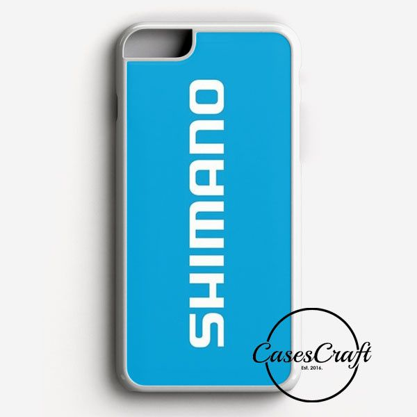 New Shimano Bike Fishing Reel iPhone 7 Case | casescraft