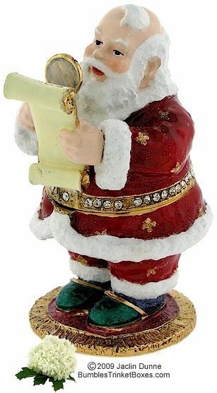 Christmas Trinket Boxes