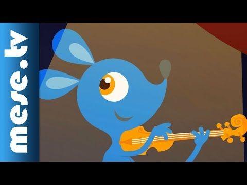Gryllus Vilmos: Hegedül a kisegér (gyerekdal, mese, Félnóta sorozat) A FÉL (perces) NÓTA Gryllus Vilmos és a MESE TV új animációs sorozata kisgyerekeknek. Az...