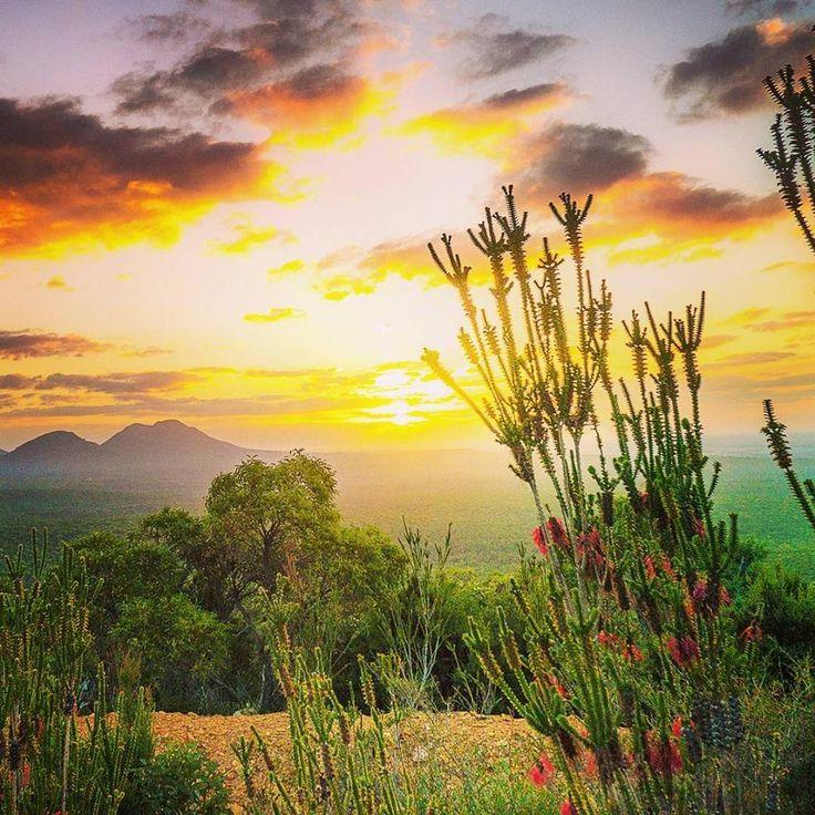 Stirling Range National Park in @Australia's Australia's South West