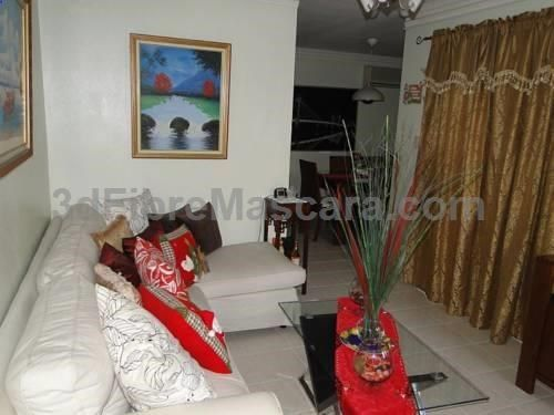 Apartamento Carmil I Santo Domingo Offering garden and sun terrace, Apartamento Carmil I is located in Santo Domingo, only 7 km from Agora Mall and Blue Mall. A full kitchen and dining table are available. Free WiFi is available.