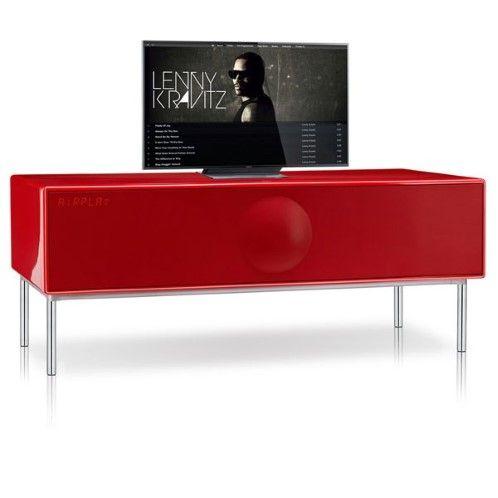 El Geneva Sound System Model XXL es un poderoso sistema de sonido Home Theater que reproduce audio en la más alta fidelidad. El equipo cuenta con Apple Airplay y Bluetooth para el envío de la música de forma inalámbrica, además de radio FM. También nos permite conectar una televisión a través de un puerto HDMI y cuenta con un amplio espacio interior para componentes, como por ejemplo una consola de videojuegos o un reproductor de DVD/BlueRay. Pero su característica más importante es su…