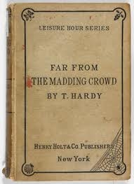 "Thomas Hardy as social media expert: ""embracing the madding crowd"""
