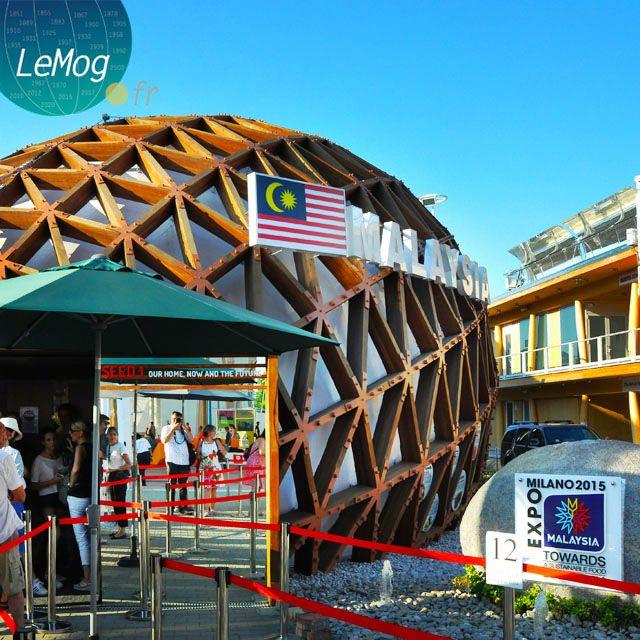 Expo 2015 Milano Blog: Malaysia pavilion at Expo 2015 Milano
