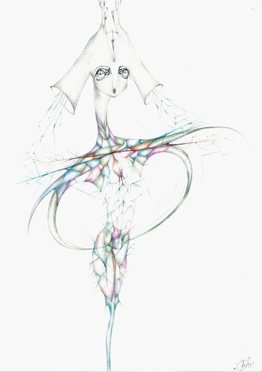 ARTFINDER: Sphere Wispher by Manuela Marchis - Rainbow Series